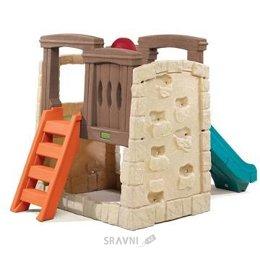 Игровой комплекс для детей STEP2 Лесная крепость (815800)