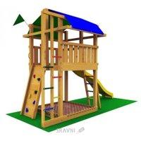 Игровой комплекс для детей Jungle Gym Детский городок Fort