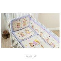 Детскую постель Perina Комплект в кроватку Ника (4 предмета)