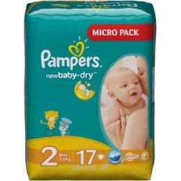 Подгузник Pampers New Baby Mini 2 (17 шт.)