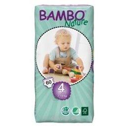 Подгузник Abena Bambo 4 Maxi (60 шт.)