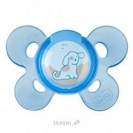 Товар для кормления детей Chicco Пустышка Physio Comfort силиконовая от 0 до 6 месяцев (74911.21)