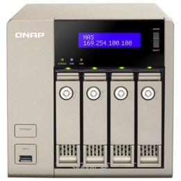 Жесткий диск, SSD-Накопитель QNAP TVS-463-4G