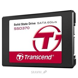 Жесткий диск, SSD-Накопитель Transcend SSD370S 1TB (TS1TSSD370S)