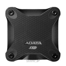 Жесткий диск, SSD-Накопитель A-Data SD600 Black 512GB (ASD600-512GU31-CBK)