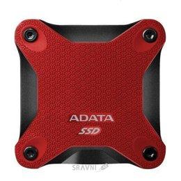 Жесткий диск, SSD-Накопитель A-Data SD600 Red 512GB (ASD600-512GU31-CRD)