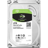"Фото Seagate BarraCuda 3.5"" 4TB (ST4000DM004)"