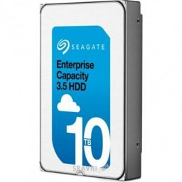 Жесткий диск, SSD-Накопитель Seagate Enterprise Capacity 3.5 HDD 10TB (ST10000NM0096)