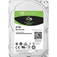 """Жесткий диск (HDD) Seagate BarraCuda 2.5"""" 5TB (ST5000LM000)"""
