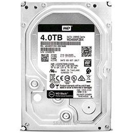 Жесткий диск, SSD-Накопитель Western Digital Black 4TB (WD4005FZBX)