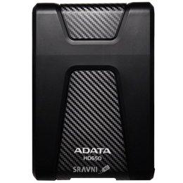 Жесткий диск, SSD-Накопитель A-Data DashDrive Durable HD650 4TB Black (AHD650-4TU31-CBK)