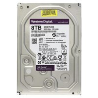 Жесткий диск (HDD) Western Digital Purple 8TB (WD81PURZ)