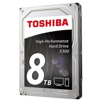 Фото Toshiba X300 8TB (HDWF180EZSTA)