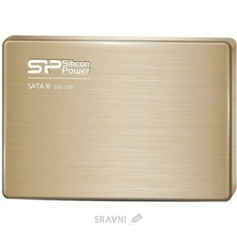 Жесткий диск, SSD-Накопитель Silicon Power Slim S70 120GB (SP120GBSS3S70S25)