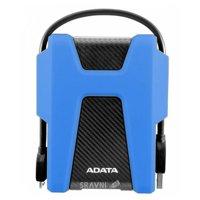 Жесткий диск (HDD) A-Data HD680 1TB USB3.1 Blue (AHD680-1TU31-CBL)