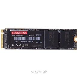 Жесткий диск, SSD-Накопитель Colorful CN600 120GB (M.2 NVME 2280)
