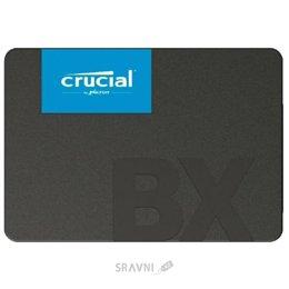 Жесткий диск, SSD-Накопитель Crucial BX500 120GB (CT120BX500SSD1)