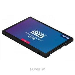 Жесткий диск, SSD-Накопитель GoodRam CL100 gen.2 480GB (SSDPR-CL100-480-G2)