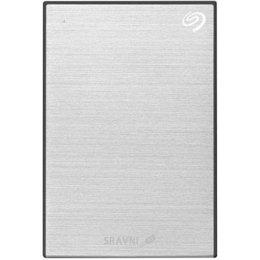 Жесткий диск, SSD-Накопитель Seagate Backup Plus Portable 2.5 4TB USB 3.0 Silver (STHP4000401)
