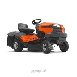 Трактор. Мини-трактор. Райдер Husqvarna TC 130