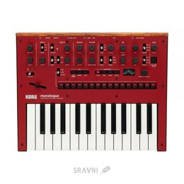 Синтезатор, цифровые пианино Korg MONOLOGUE