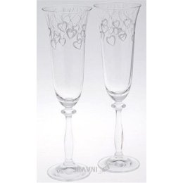 Бокал, стакан, фужер, рюмку BOHEMIA Angela 40600/C5776/190/2