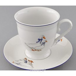 Чашку, кружку Leander Набор чашек Мэри-Энн 36120417-0807 300 мл