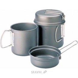Туристическую посуду Kovea Набор посуды VKK-ES01