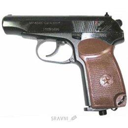 Пневматический пистолет Ижмех МР-654К-38