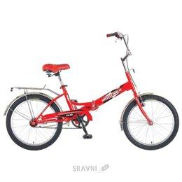 Велосипед NOVATRACK FS-30 20 1 (2016)