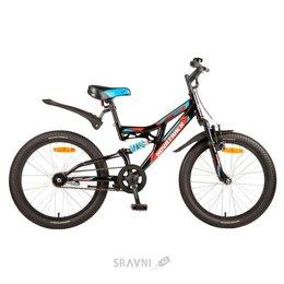 Велосипед NOVATRACK Shark 20 1 (2017)