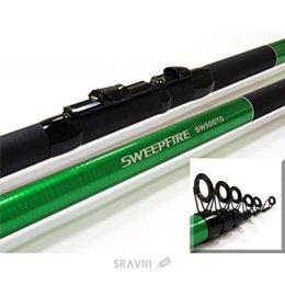 Удочку. Спиннинг Daiwa SweepFire Bolo SWV50G-AR