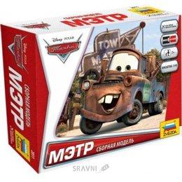 Сборную модель ZVEZDA Тачки Disney Cars Mater (ZVE2011)