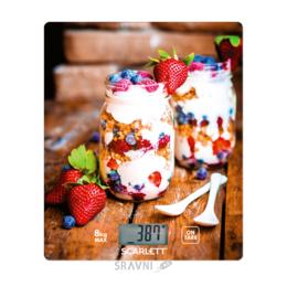 Весы кухонные SCARLETT SC-KS57P35