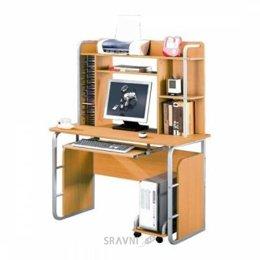 Компьютерный, офисный стол Deluxe DLFT-502S Paolo