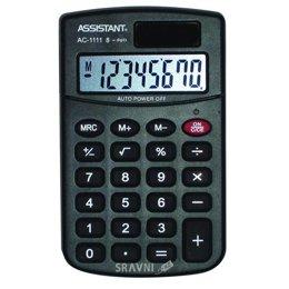 Калькулятор Assistant AC-1111