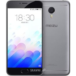 Мобильный телефон, смартфон Meizu M3 note 2/16Gb