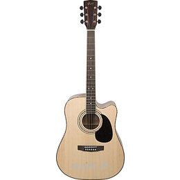 Акустическую гитару Cort AD880CE NAT