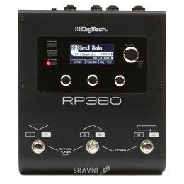гитарныый процессор эффекта Digitech RP360