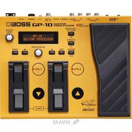 гитарныый процессор эффекта Boss GP-10
