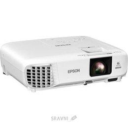 Мультимедиа- и видеопроектор Epson EB-S400