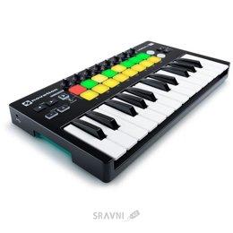 Midi клавиатуру Novation Launchkey Mini MKII