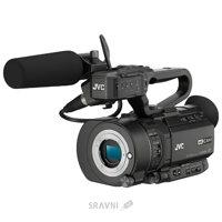Цифровую видеокамеру Цифровая видеокамера JVC GY-LS300