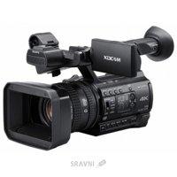 Цифровую видеокамеру Цифровая видеокамера Sony PXW-Z150