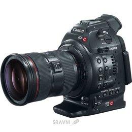 Цифровую видеокамеру Canon EOS C100