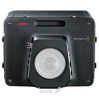 Цифровую видеокамеру Цифровая видеокамера Blackmagic Studio Camera 4K