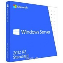 Операционную систему Microsoft Windows Server Standard 2012 R2 x64 Английский OEM (P73-06165)