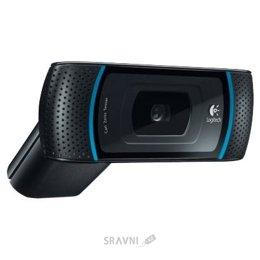Web (веб) камеру Logitech Webcam B910 HD