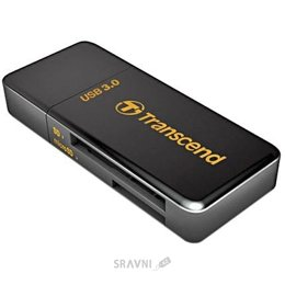 Картридер, USB-hub Transcend TS-RDF5K