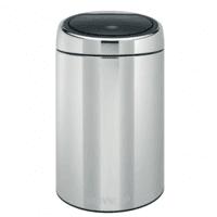 Brabantia Ведро для мусора Touch Bin (415920)
